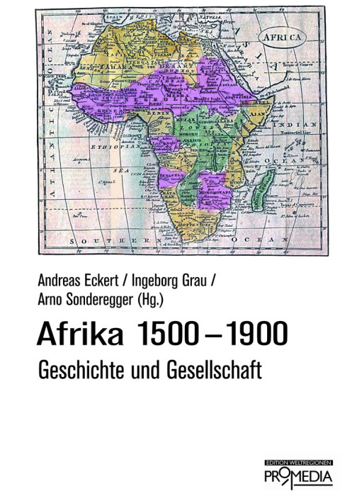 [Cover] Afrika 1500 - 1900