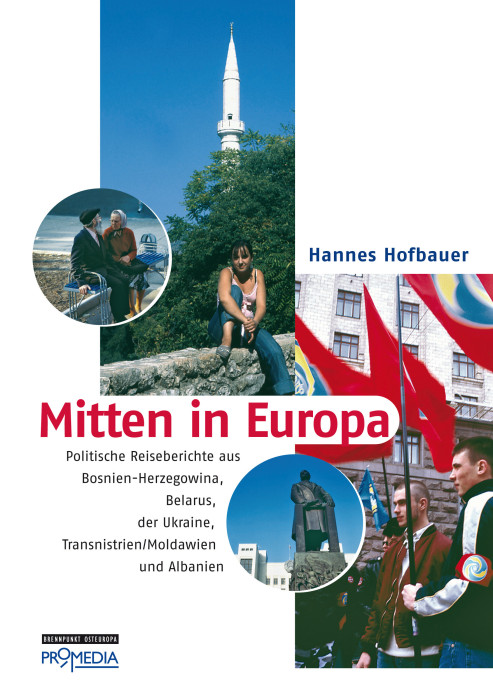[Cover] Mitten in Europa