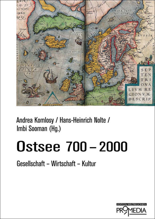 [Cover] Ostsee 700-2000