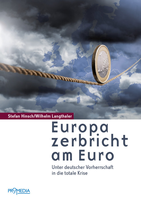 [Cover] Europa zerbricht am Euro